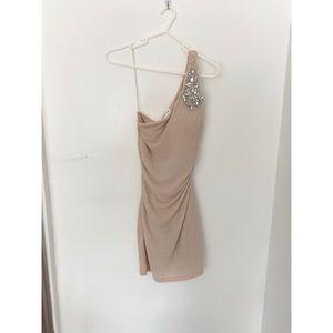 Emerald Sundae Evening Dress